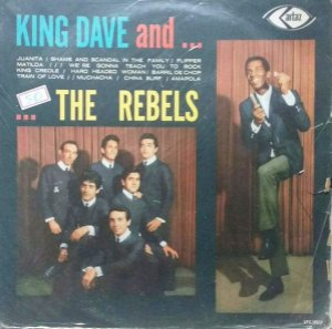 LP – King Dave And The Rebels