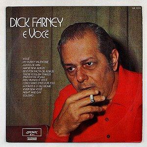LP –  Dick Farney E Você - 1974