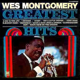 LP Wes Montgomery ‎– Greatest Hits - Importado (US)