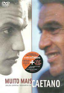 DVD - Caetano Veloso – Muito Mais Caetano (Dvd Áudio 5.1) - Novo / Lacrado