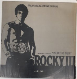 LP - Rocky III (Original Motion Picture Score) - Bill Conti