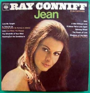 LP - Ray Conniff And The Singers ‎– Jean