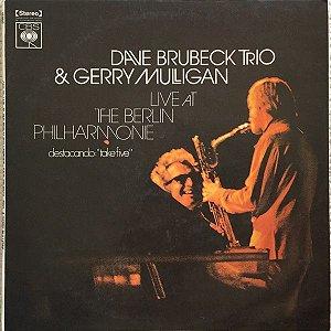 LP - Dave Brubeck Trio* & Gerry Mulligan – Live At The Berlin Philharmonie - 1973