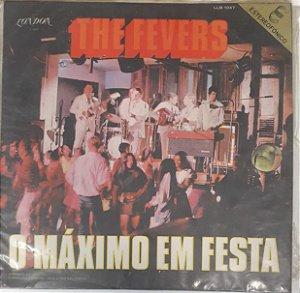 LP - The Fevers - O máximo em festa - 1969