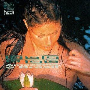 CD -Fafá de Belém – O Canto Das Águas