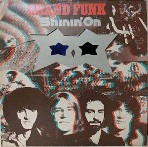 LP - Grand Funk – Shinin' On