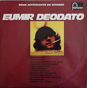 LP Eumir Deodato – Série Autógrafos De Sucesso