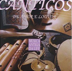 CD- Cânticos de Amor e Louvor