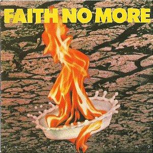 CD - Faith No More – The Real Thing