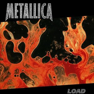 CD - Metallica - Load
