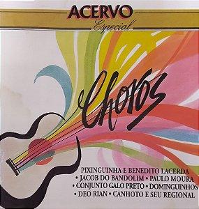 CD - Choros (Coleção Acervo Especial)