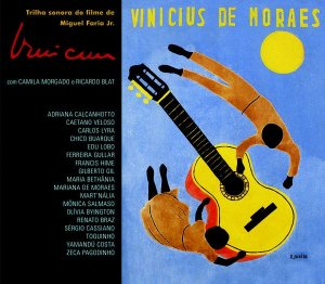 CD - Various ‎– Trilha Sonora Do Filme Vinicius (Digipack)