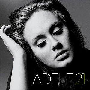 CD -  Adele – 21