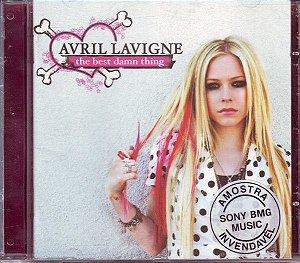 CD Avril Lavigne – The Best Damn Thing
