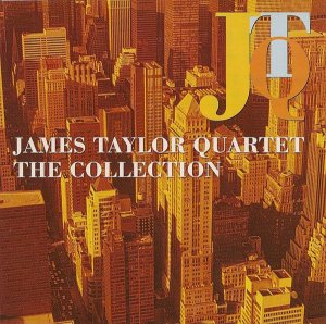CD James Taylor Quartet ‎– The Collection