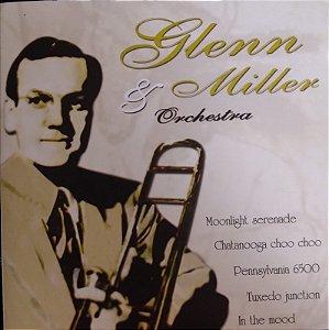 CD - Glenn Miller & Orchestra ( Importado - England )