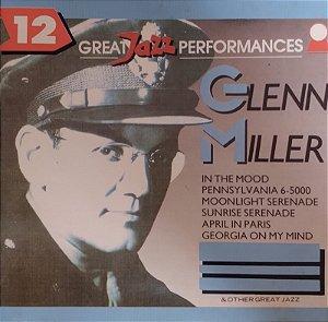 CD - Glenn Miller - 12 Great Jazz Performances