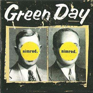 CD Green Day – Nimrod.