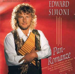 CD- Edward Simoni ‎– Pan-Romanze ( Importado - Germany)