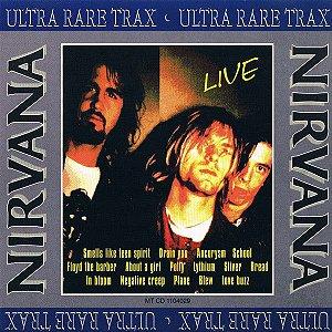 CD Nirvana – Ultra Rare Trax - Live