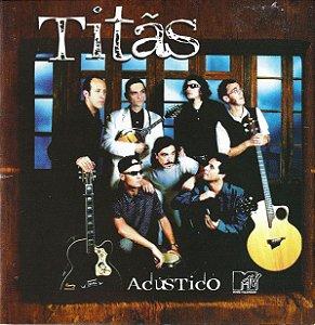 CD - Titãs – Acústico MTV