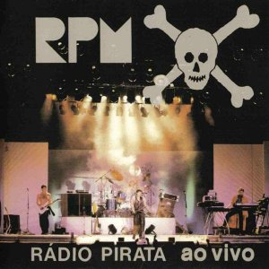 CD - RPM – Rádio Pirata Ao Vivo