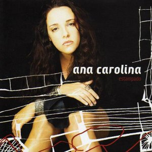 CD - Ana Carolina ‎– Estampado