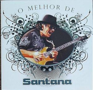 CD - Carlos Santana – O Melhor De Santana