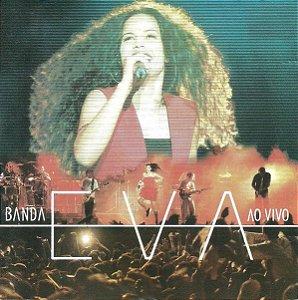 CD - Banda Eva – Ao Vivo - Parte II