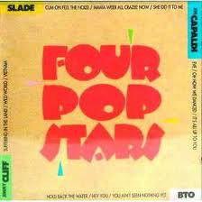 CD - Four Pop Stars (Vários Artistas)