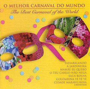 CD - Various – O Melhor Carnaval Do Mundo (The Best Carnaval Of The World)