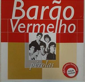 CD - Barão Vermelho (Coleção Pérolas)
