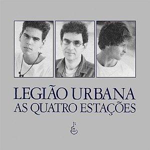 CD - Legião Urbana – As Quatro Estações