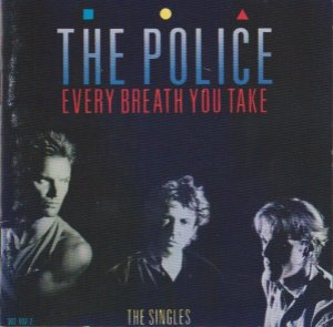 CD - The Police - Every Breath You Take - The Singles - Importado (UK)