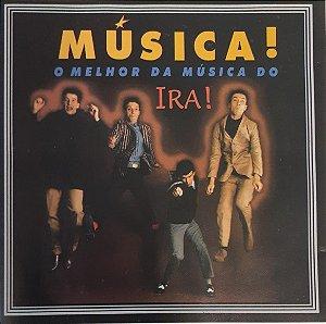 CD - Ira! - Coleção O Melhor Da Música