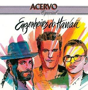 CD - Engenheiros Do Hawaii – Coleção Acervo Especial