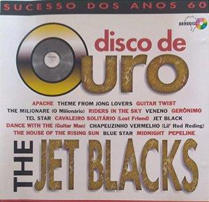 CD - The Jet Black's - Disco de Ouro  - Sucesso dos Anos 60