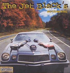 CD - The Jet Black's  - Instrumental
