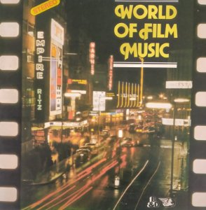 Lp- Various - World Of Film Music (Numa Seleção de Eric Robinson World Of Film Music)