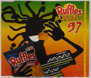 CD - Rufflles Reggae 97