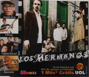 CD - Los Hermanos - Revista ShowBizz