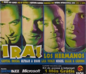 CD - Ira!,Los Hermanos, Capital Inicial, Ultraje a Rigor - Revista ShowBizz