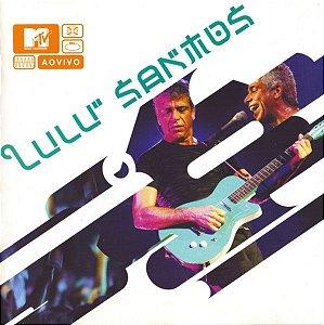 CD - Lulu Santos – MTV Ao Vivo
