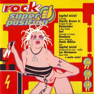 CD - Rock Super Positivo