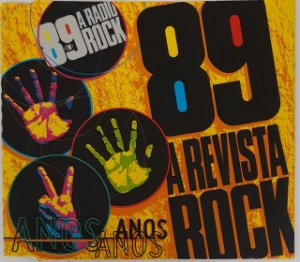 CD - 89 A rádio Rock