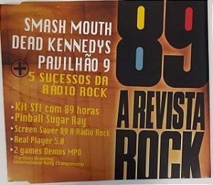 CD - 89 Revista Rock - n° 3