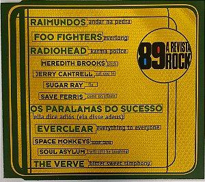 CD - 89 Revista Rock - n° 4