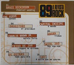 CD - 89 Revista Rock - n° 8