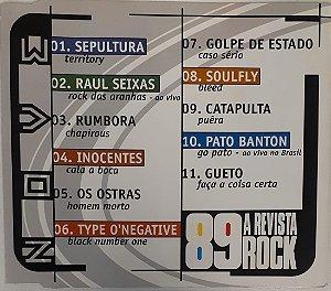 CD - 89 Revista Rock - n° 9