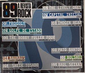 CD - 89 Revista Rock - n° 10